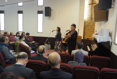 2018MTC後援会&宣教聖会(2018.4.14.)